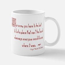Lost Pirate Small Small Mug