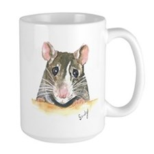 Rat face Mugs