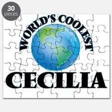 World's Coolest Cecilia Puzzle