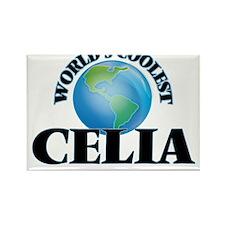 World's Coolest Celia Magnets