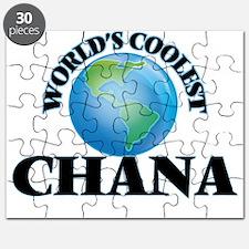 World's Coolest Chana Puzzle