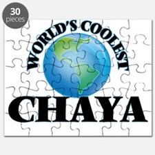 World's Coolest Chaya Puzzle