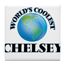 World's Coolest Chelsey Tile Coaster
