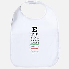 Unique Optometrist Bib