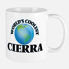 World's Coolest Cierra Mugs