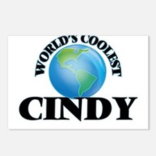 World's Coolest Cindy Postcards (Package of 8)