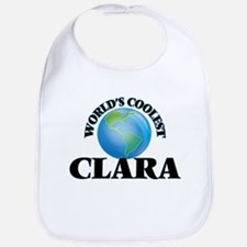 World's Coolest Clara Bib