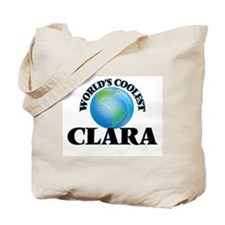 World's Coolest Clara Tote Bag