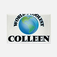 World's Coolest Colleen Magnets
