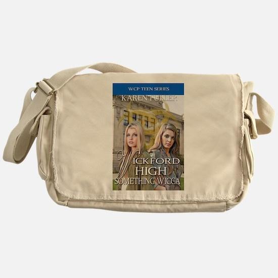 Something Wicca Messenger Bag
