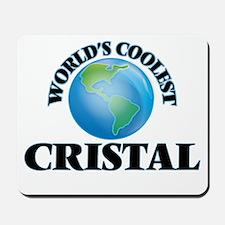 World's Coolest Cristal Mousepad