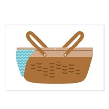 Picnic Basket Postcards (Package of 8)