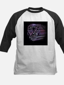 Ghastly Sugar Skull Baseball Jersey