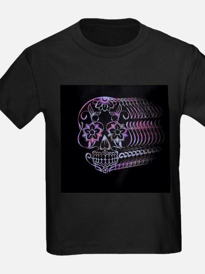 Ghastly Sugar Skull T-Shirt