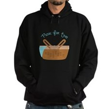 Picnic For Two Hoodie