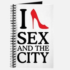 I Love Sex and The City Journal