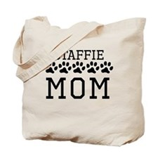 Staffie Mom Tote Bag