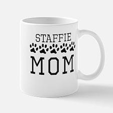 Staffie Mom Mugs