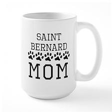 Saint Bernard Mom Mugs