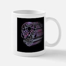 Ghastly Sugar Skull Mugs