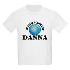World's Coolest Danna T-Shirt