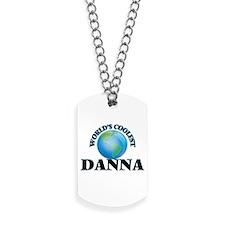World's Coolest Danna Dog Tags