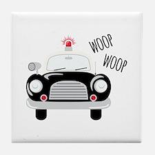 Siren Woop Tile Coaster