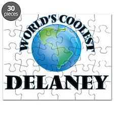 World's Coolest Delaney Puzzle
