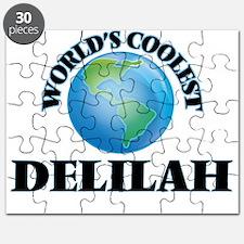 World's Coolest Delilah Puzzle