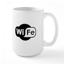 WiFe Hotspot Logo Mug