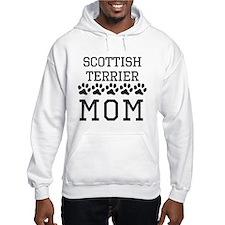 Scottish Terrier Mom Hoodie