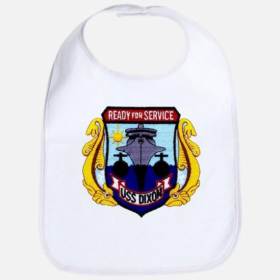 USS DIXON Bib