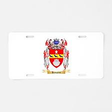 Hampton Aluminum License Plate