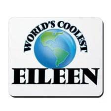 World's Coolest Eileen Mousepad