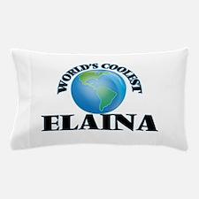 World's Coolest Elaina Pillow Case