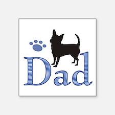 Chihuahua Dad 999 Sticker