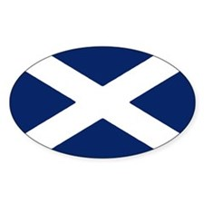 Cute Scotland Decal