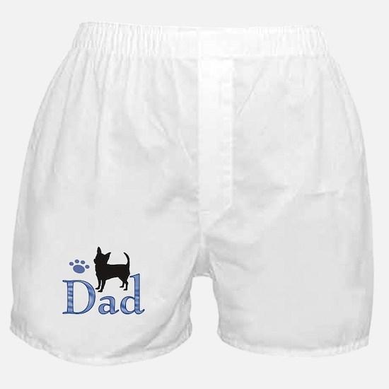 Chihuahua Dad 999 Boxer Shorts