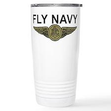 Cute Aircrew Travel Mug