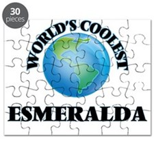 World's Coolest Esmeralda Puzzle