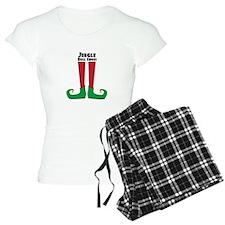 Jingle Bell Shoes Pajamas