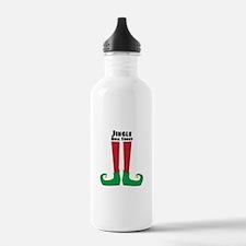 Jingle Bell Shoes Water Bottle