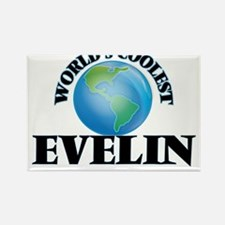World's Coolest Evelin Magnets