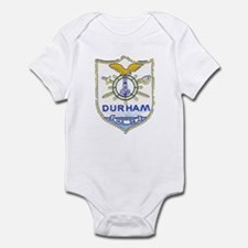 USS DURHAM Infant Bodysuit