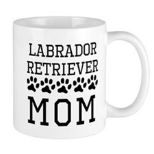Labrador Retriever Mom Mugs