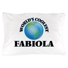 World's Coolest Fabiola Pillow Case