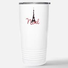 Paris Noel Travel Mug