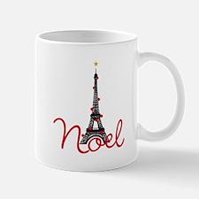 Paris Noel Mugs