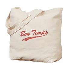 Vintage Bon Temps Tote Bag