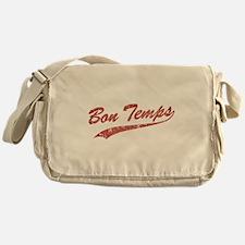 Vintage Bon Temps Messenger Bag